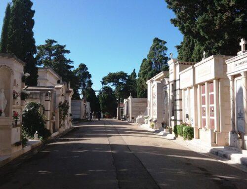 Lavori per 250 mila euro al cimitero di Giovinazzo