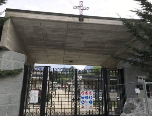 Bardonecchia, finalmente riapre il Cimitero